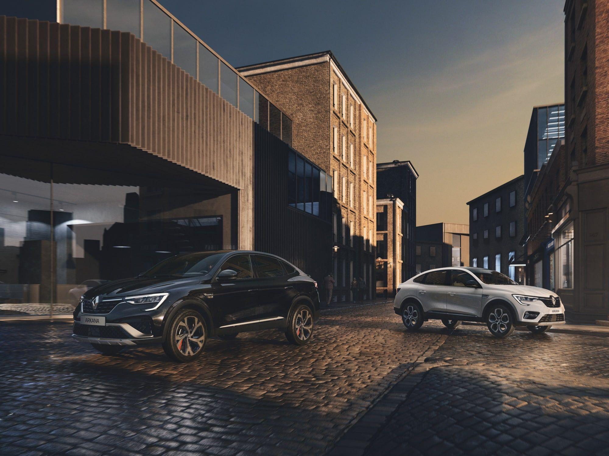 Renault Arkana 2021