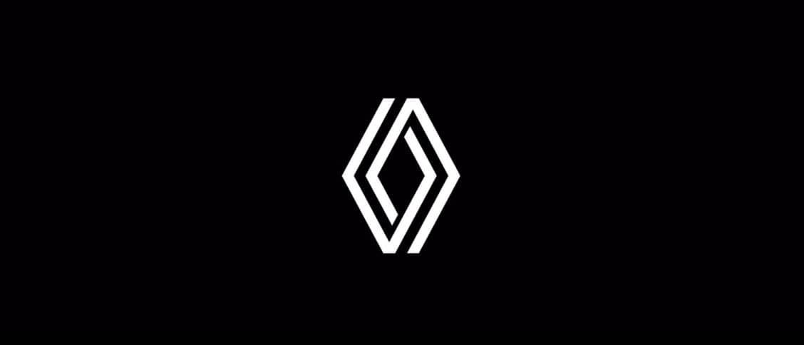 Nouveau logo Renault 2021
