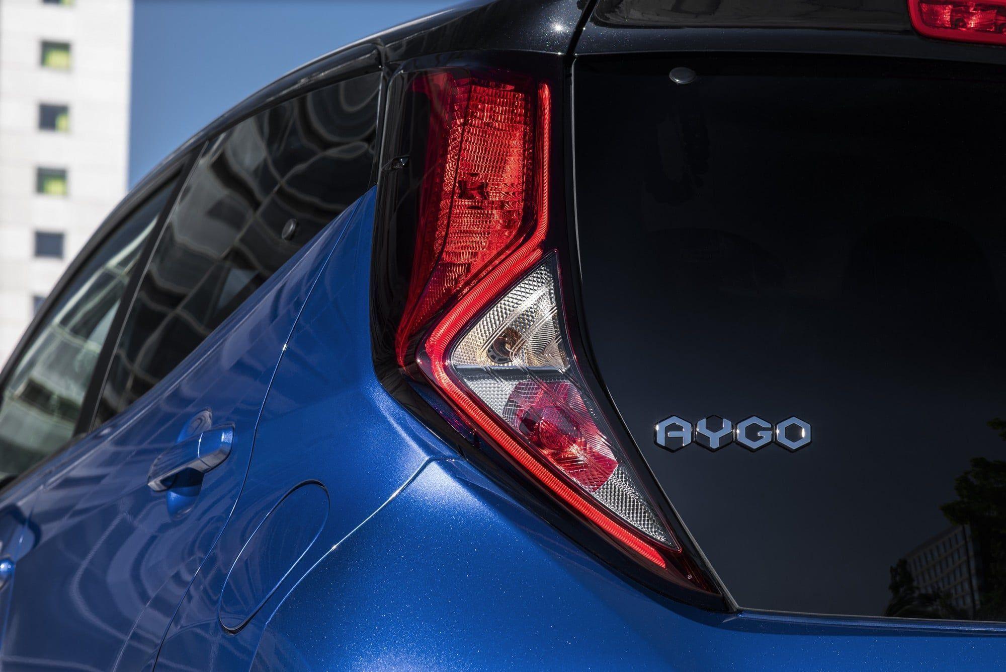 Toyota Aygo logo