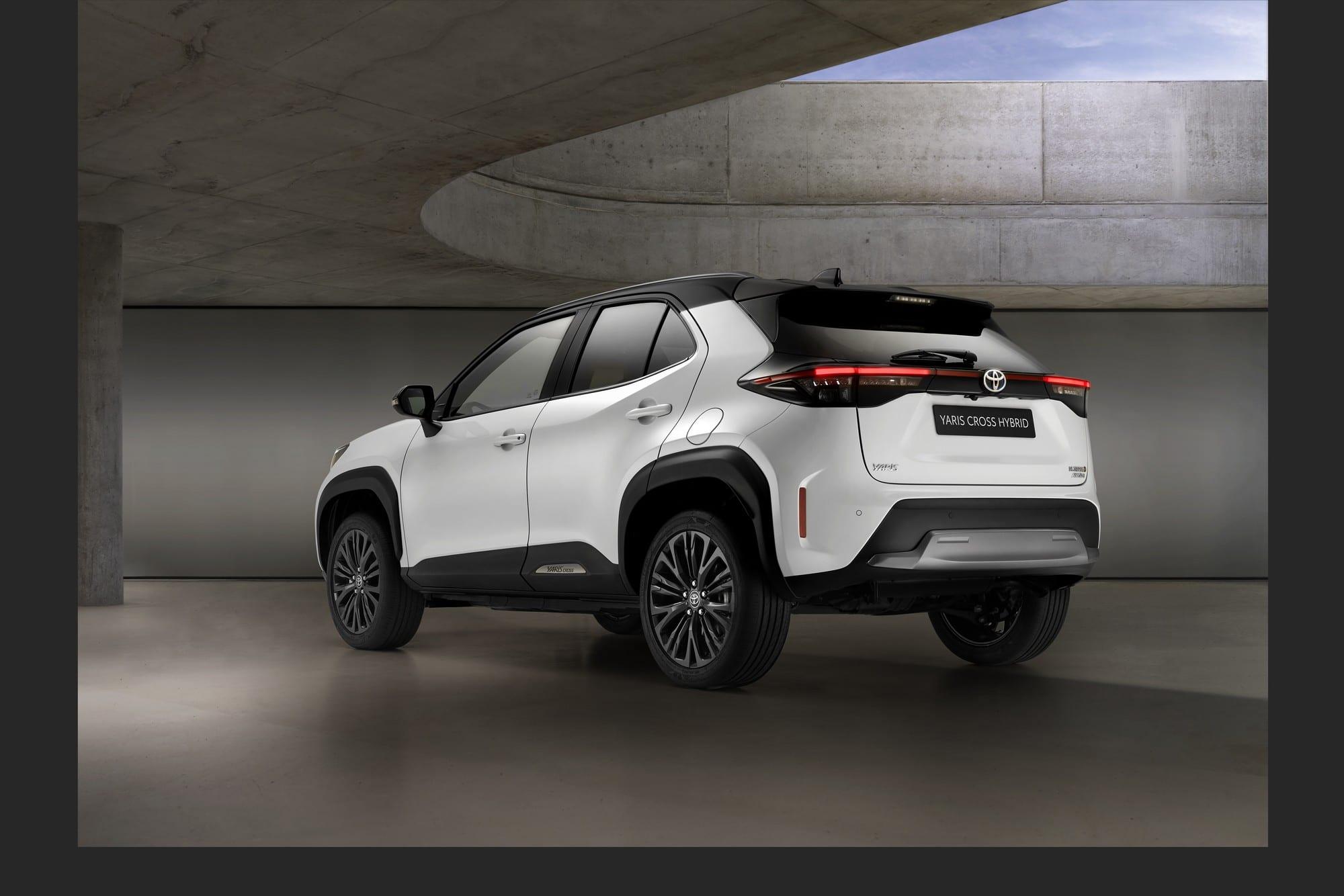 Toyota Yaris Cross Adventure 2021