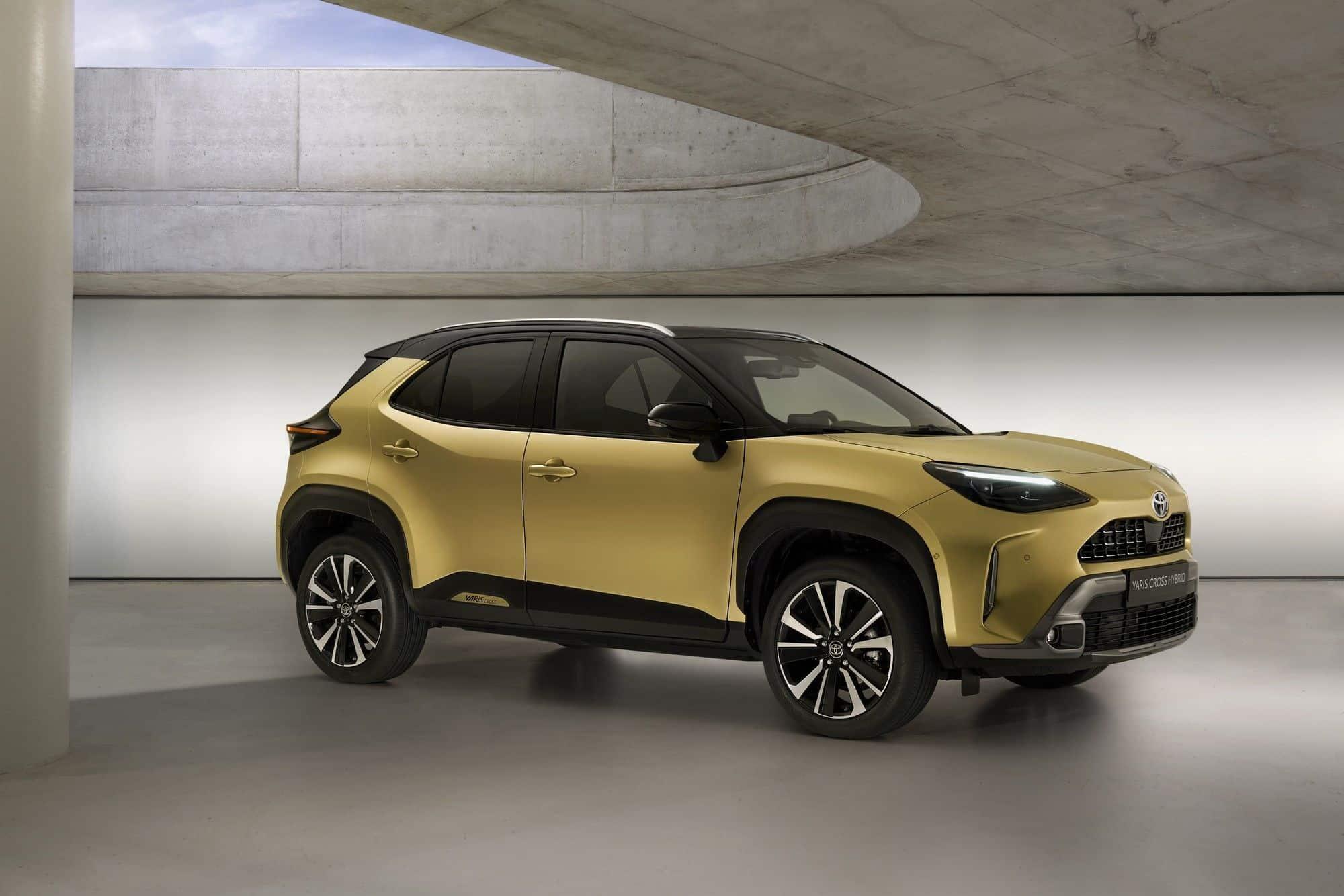 Toyota Yaris Cross Premiere 2021