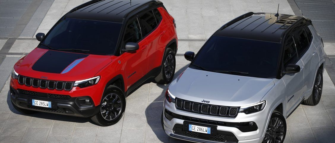 Jeep Compass restylé 2021
