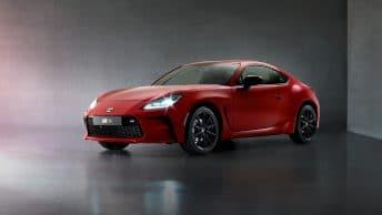 Nouvelle Toyota GR 86 2021