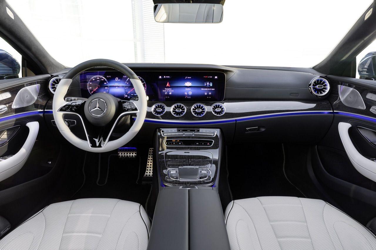 Mercedes CLS restylé 2021
