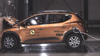 Crash-test Euro NCAP Dacia Sandero 2021