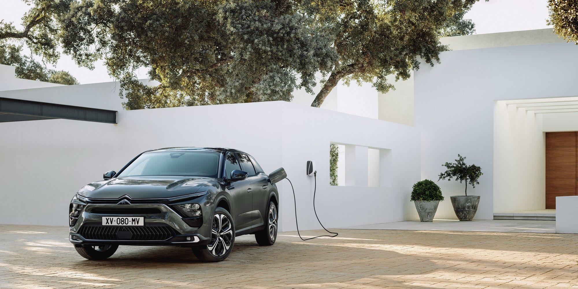 nouvelle Citroën C5 X 2021