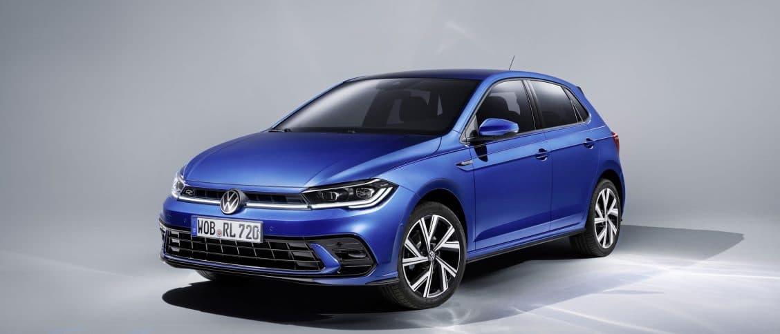 Volkswagen polo facelift 2021