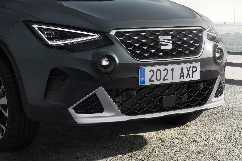 SEAT Arona restylé 2021 Xperience