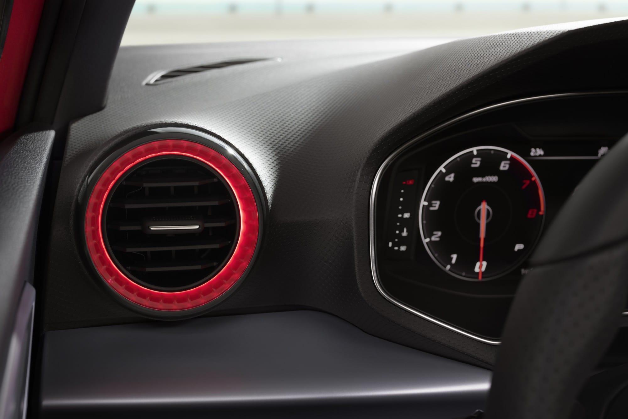 Seat Ibiza facelift 2021