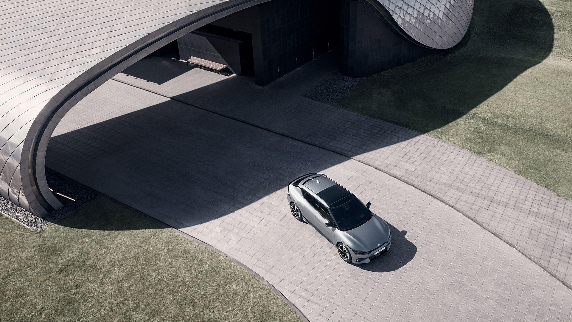 Kia EV6 crossover électrique