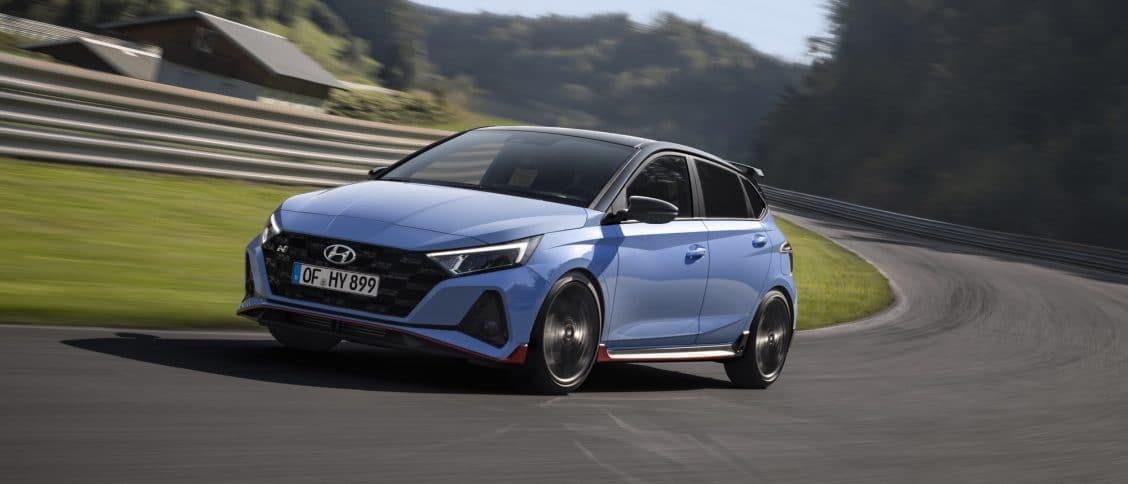 Nouvelle Hyundai i20 N