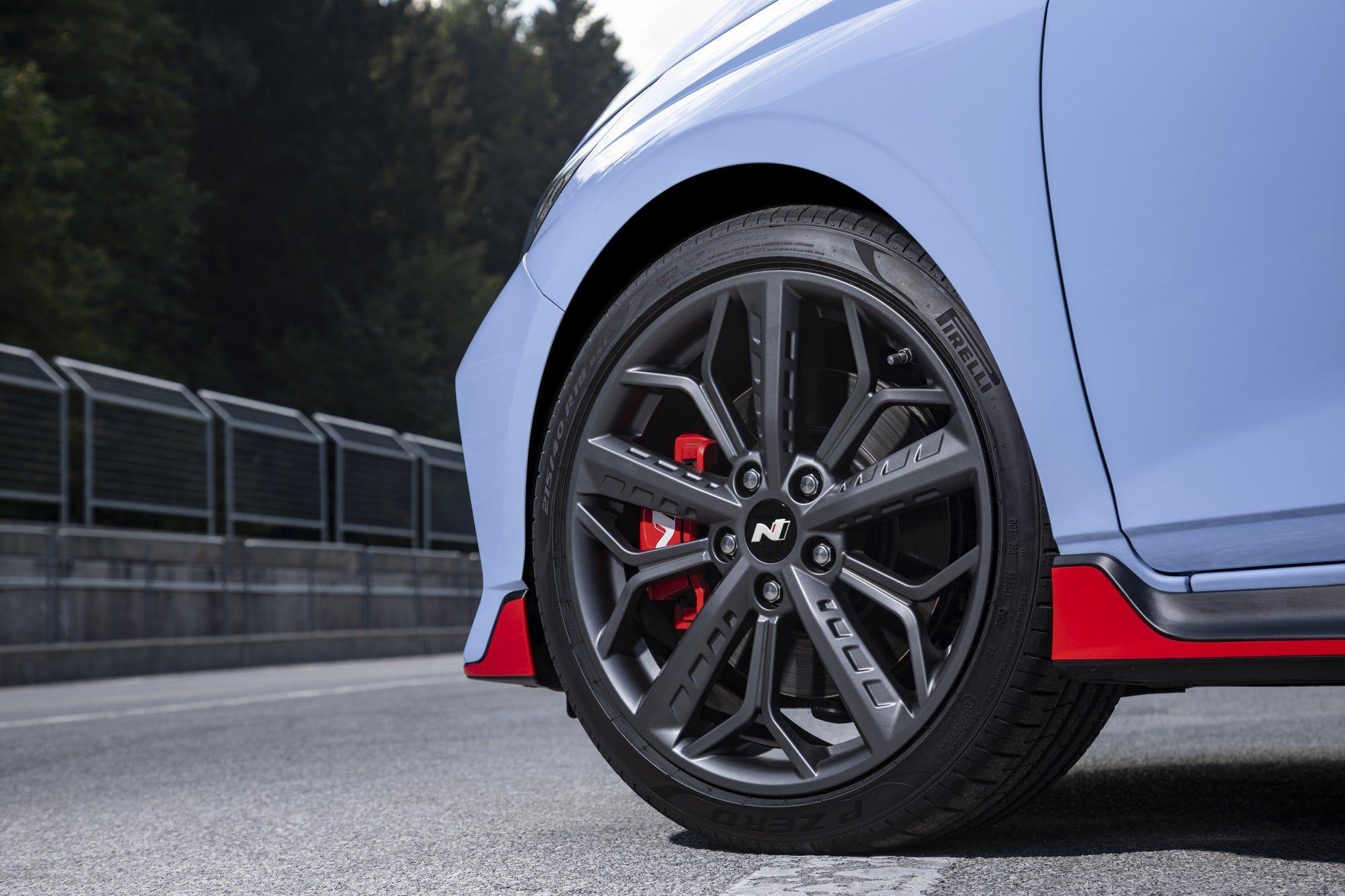 Nouvelle Hyundai i20 N prix