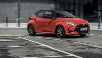 nouvelle Toyota Yaris 2021 MY21