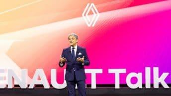 2021 - Renault Talk Luca de Meo