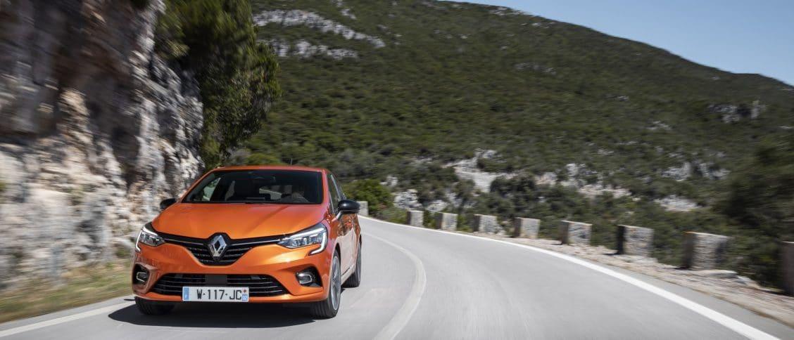 Renault Clio V Intens