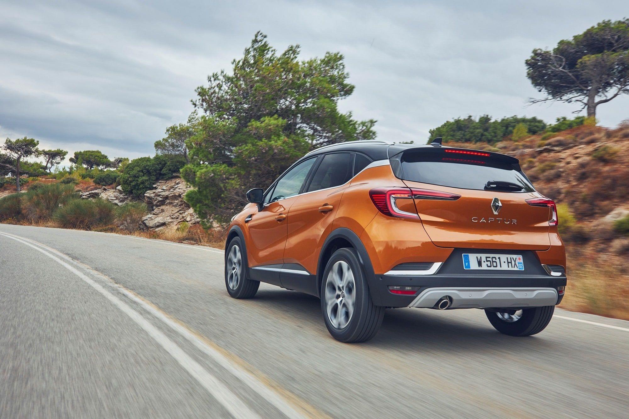 Renault Captur 2021