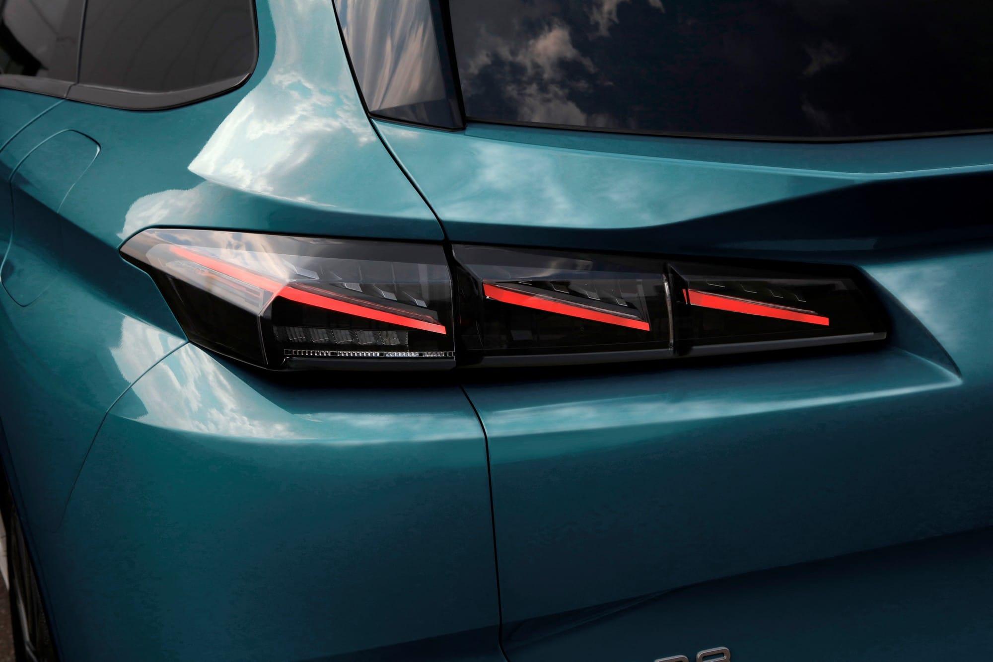 Nouvelle Peugeot 308 SW 2022