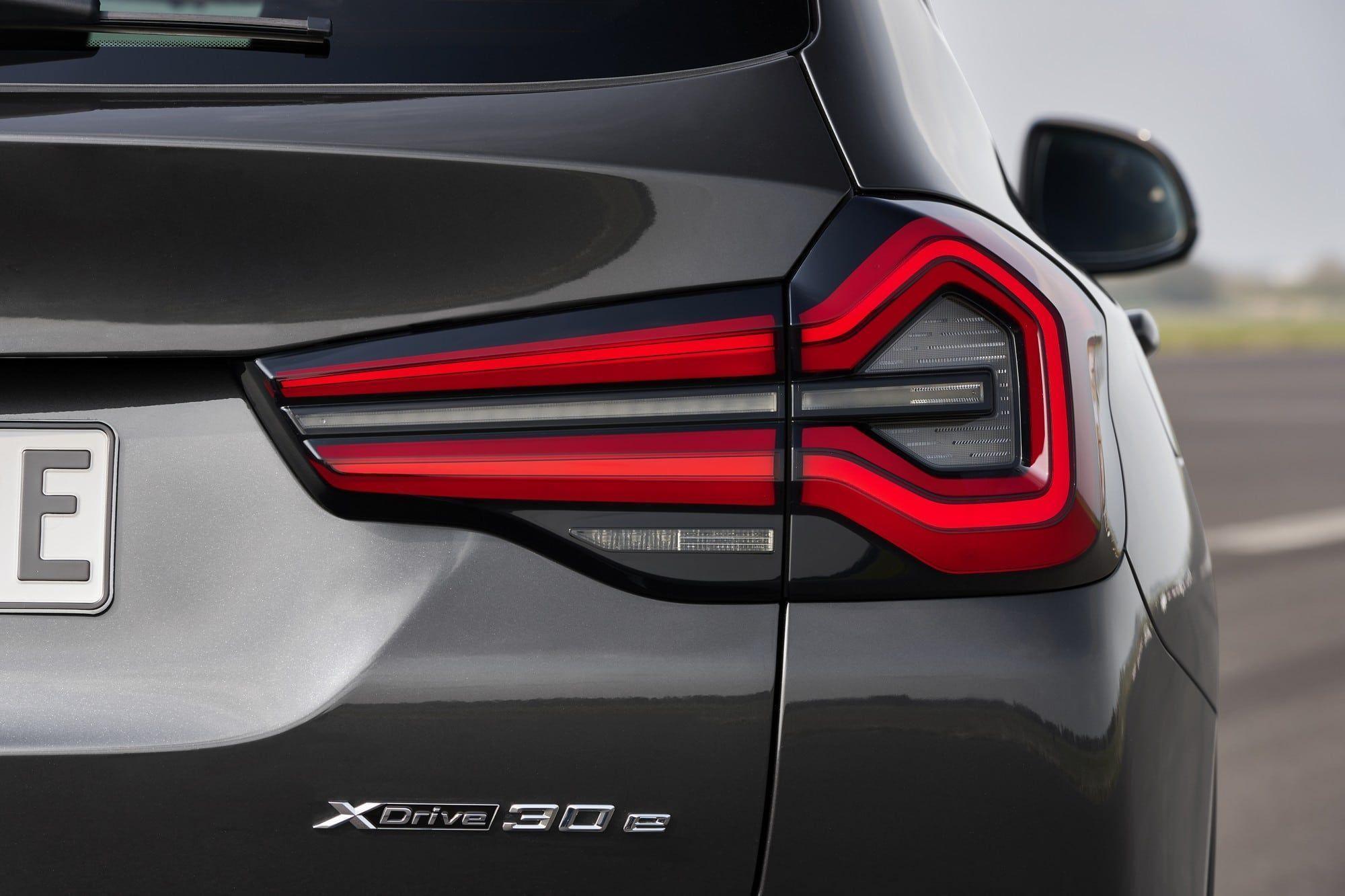 BMW X3 2021 restyle