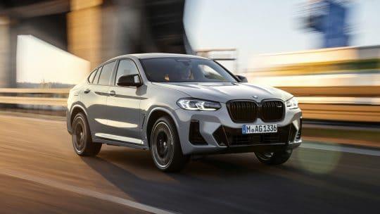 BMW X4 2021 restyle