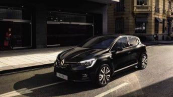 Renault Clio Initiale Paris ext