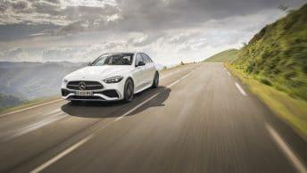 Nouvelle Mercedes Classe C 2021