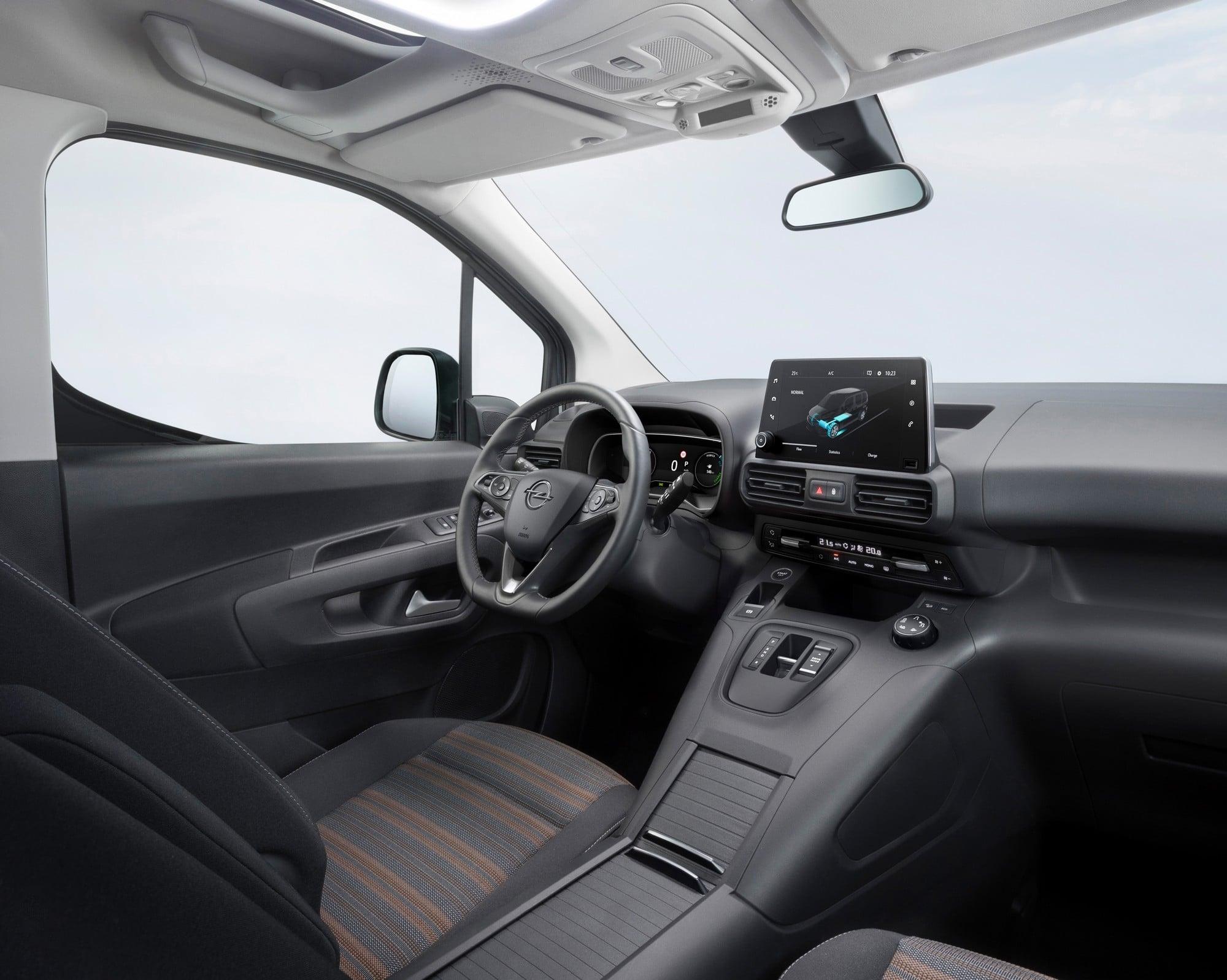 Opel Combo-e Life (2021)
