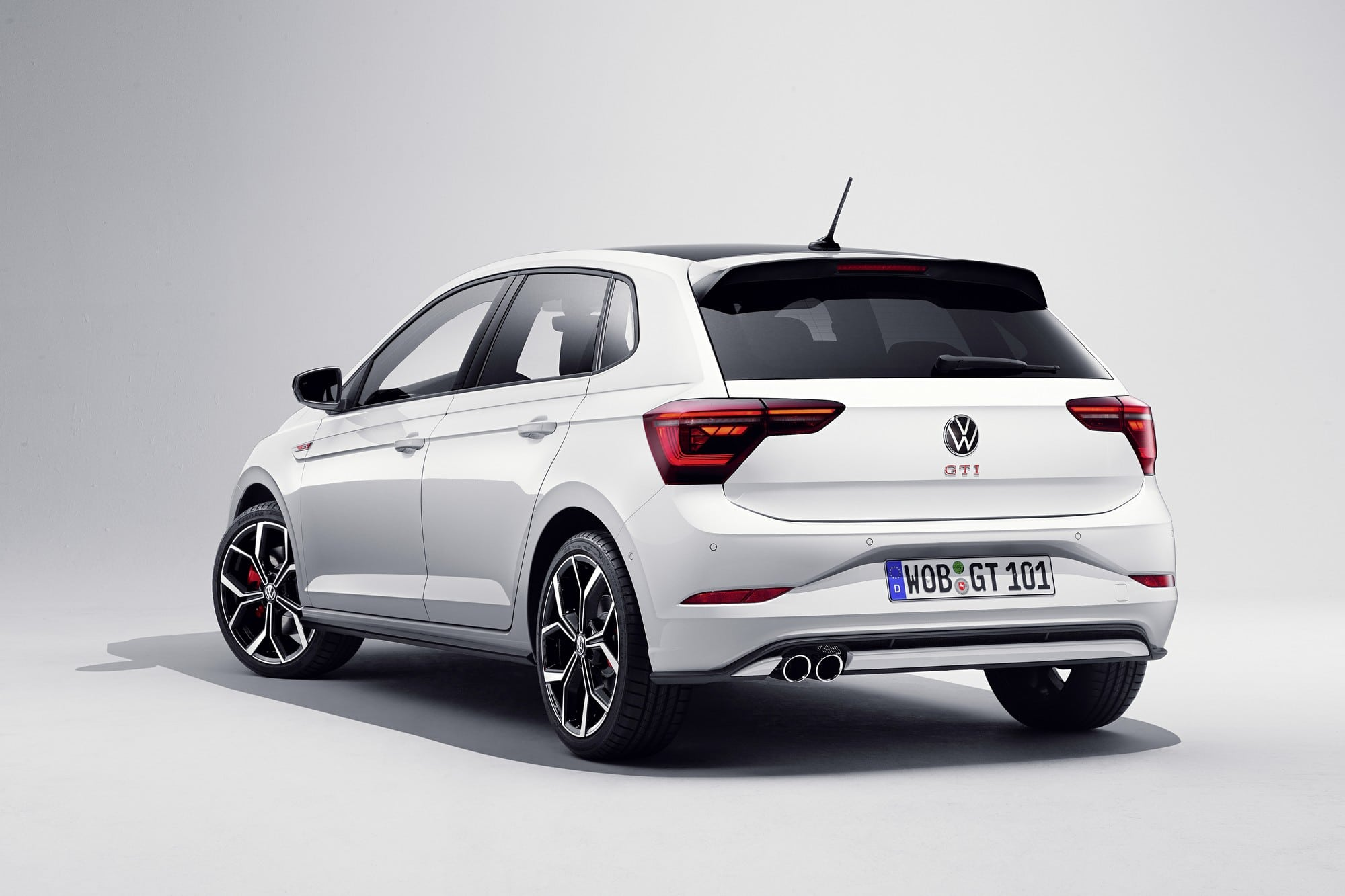 Nouvelle Volkswagen POlo GTI 2021