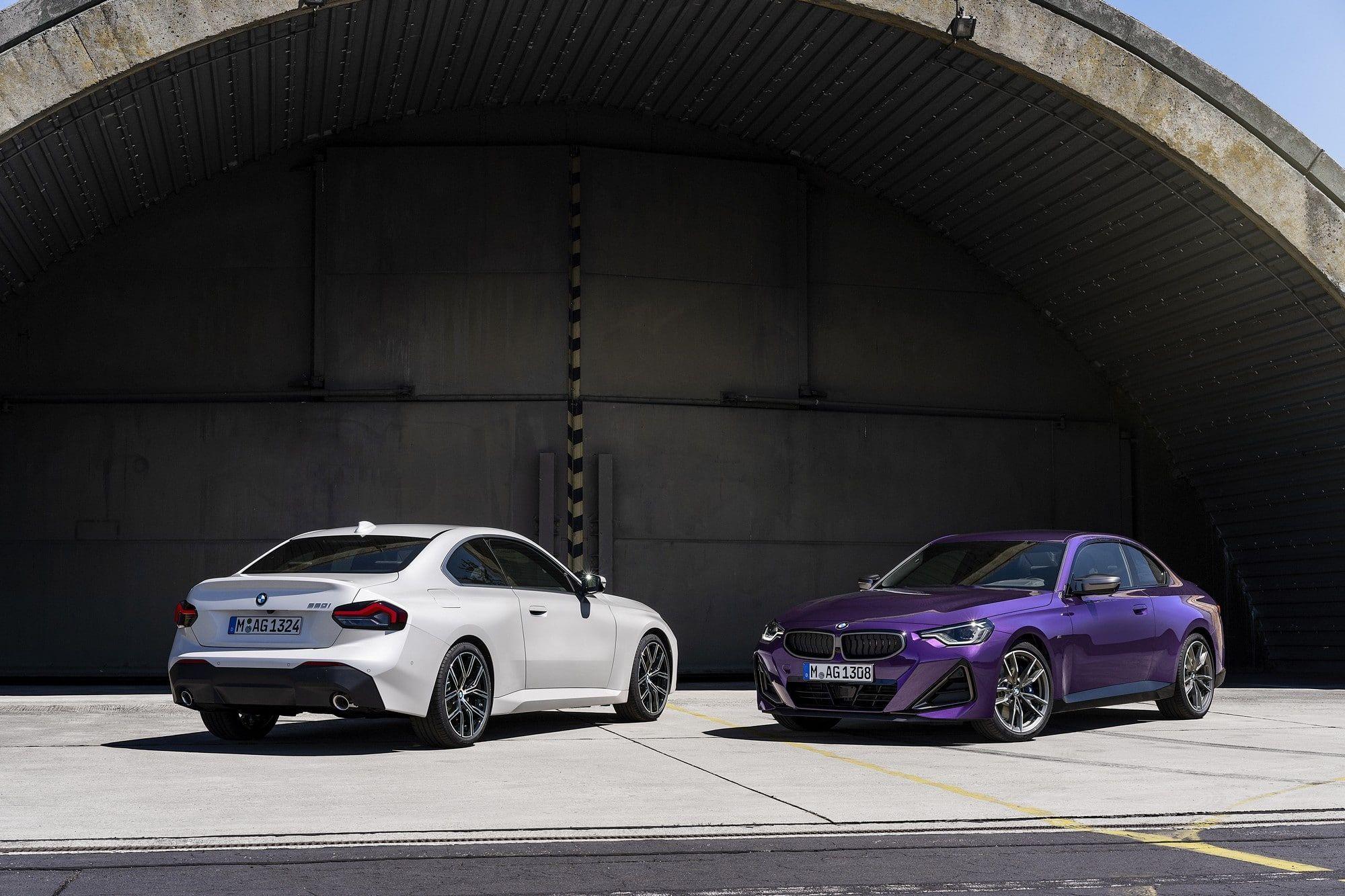 Nouvelle BMW Serie 2 2021