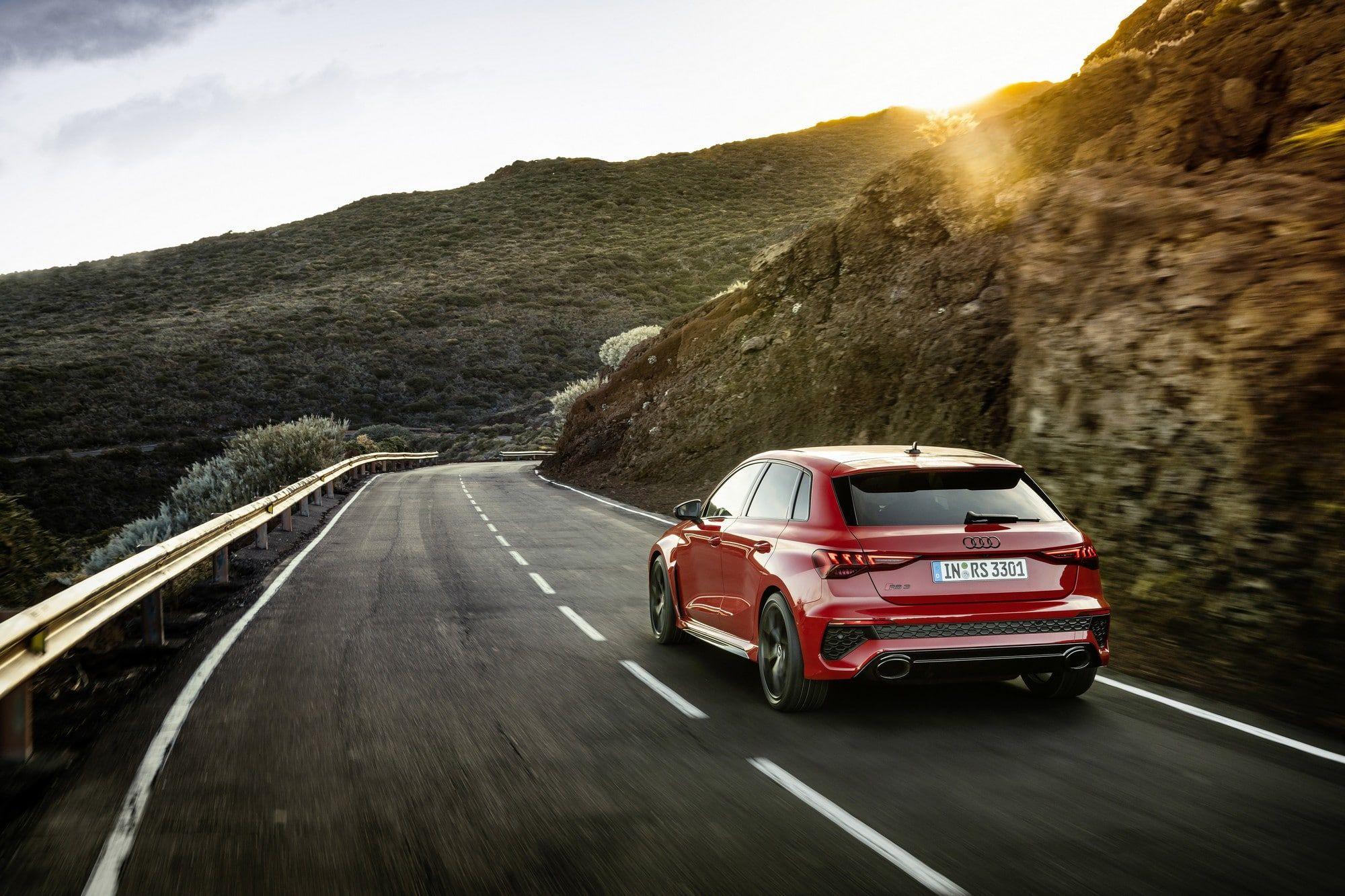 New Audi RS3 2021