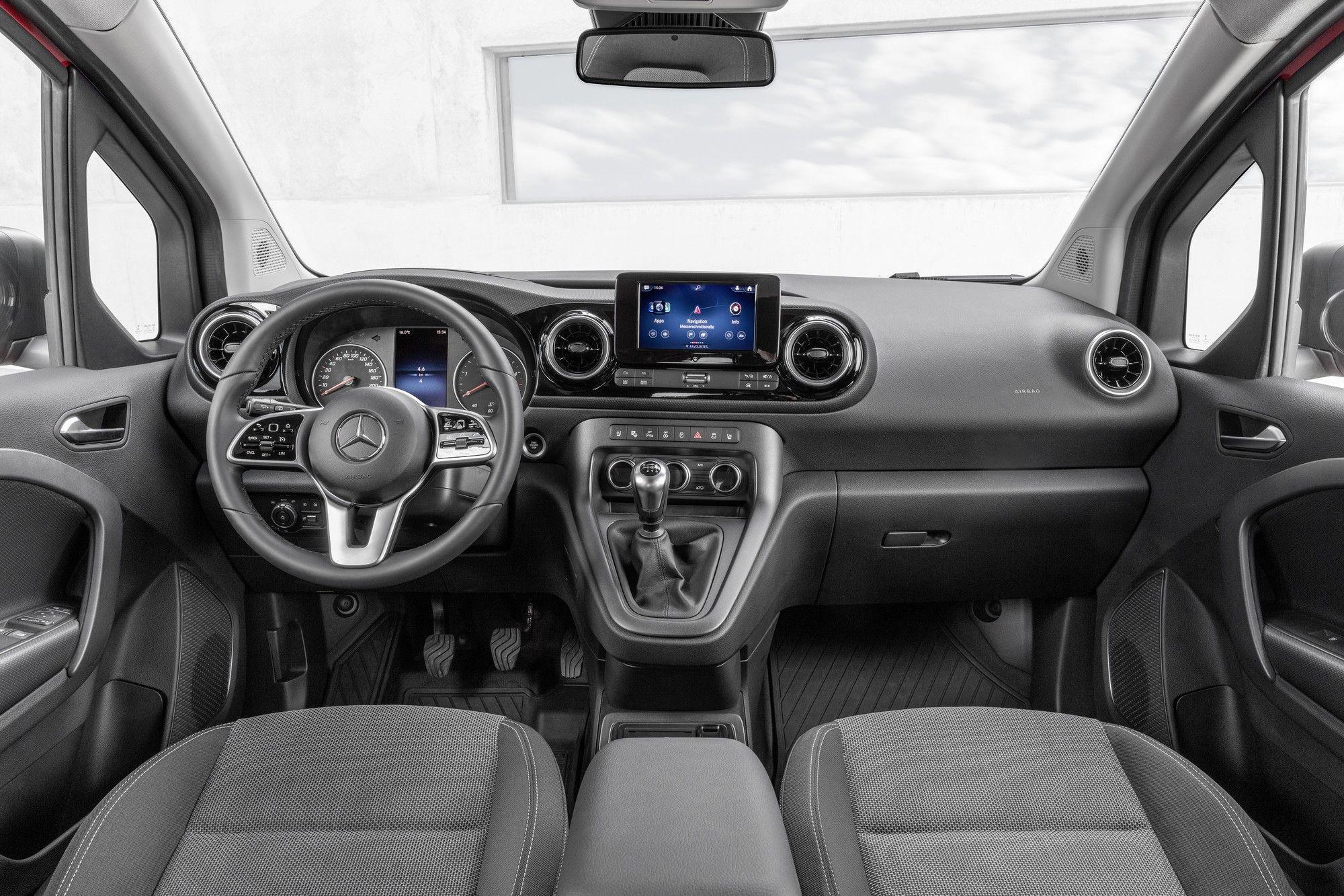 Nouveau Mercedes Citan 2021