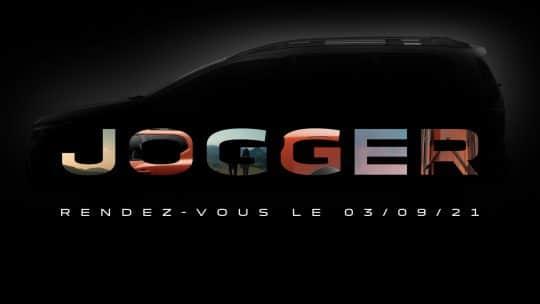 Teaser Dacia Jogger 2021
