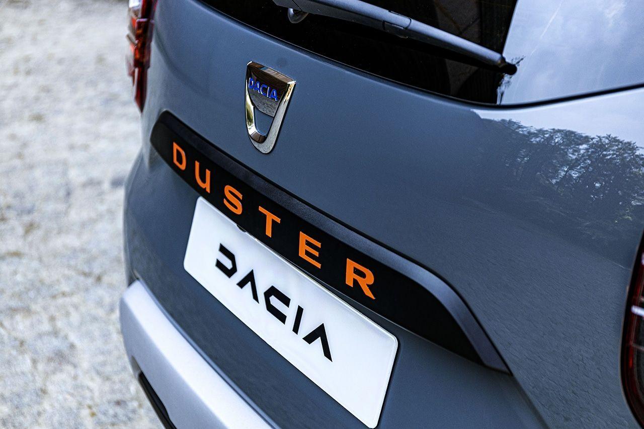 Nouveau Dacia Duster Extreme 2022