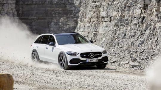 Nouvelle Mercedes Classe C All Terrain 2021