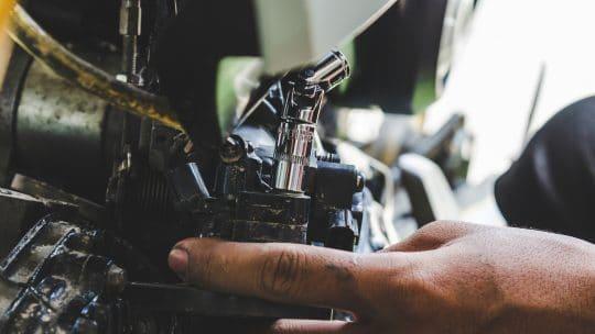 réparation moto deux roues