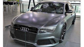 Audi RS8 2013 prototype