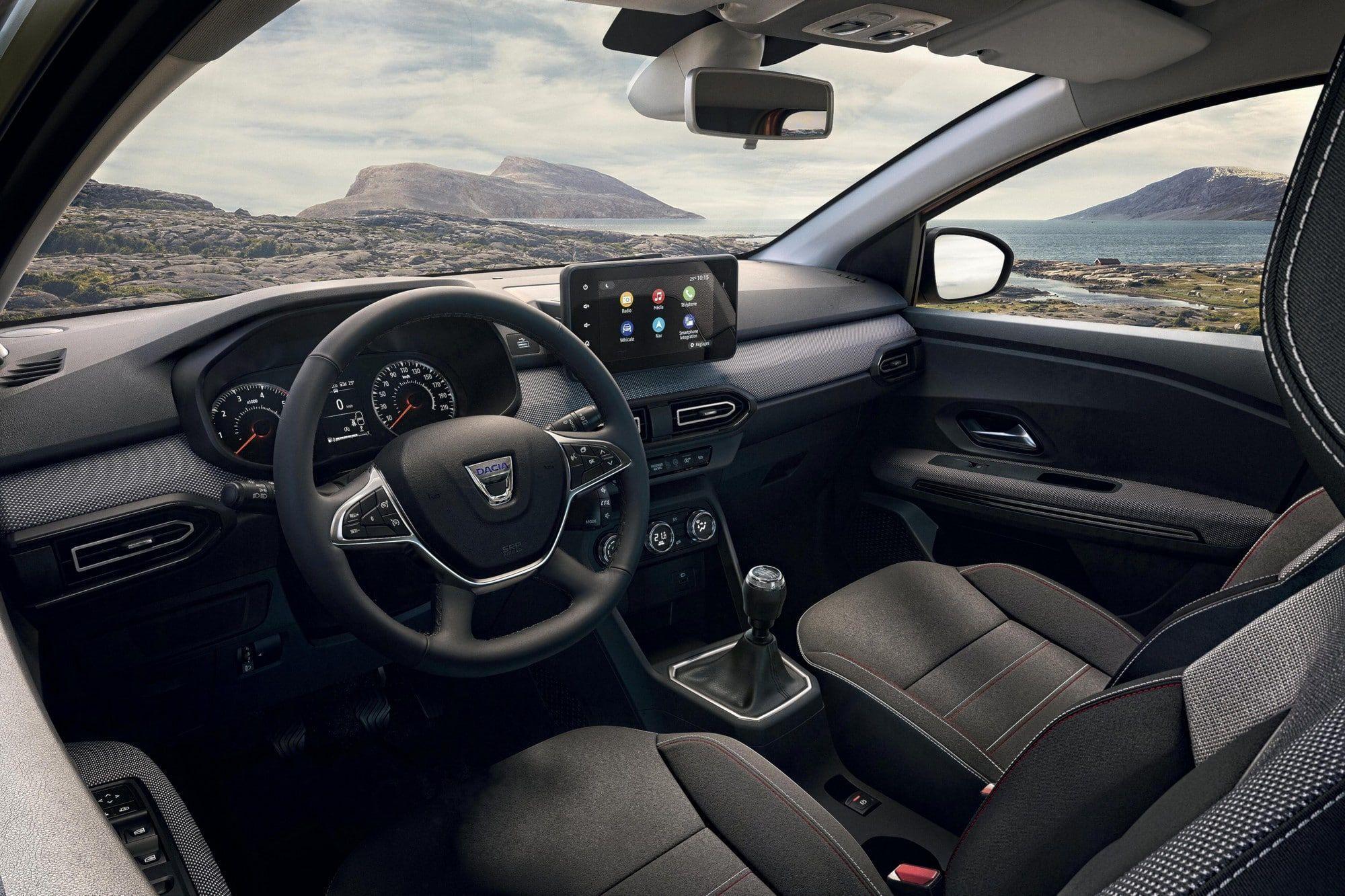 Nouveau Dacia Jogger 2021