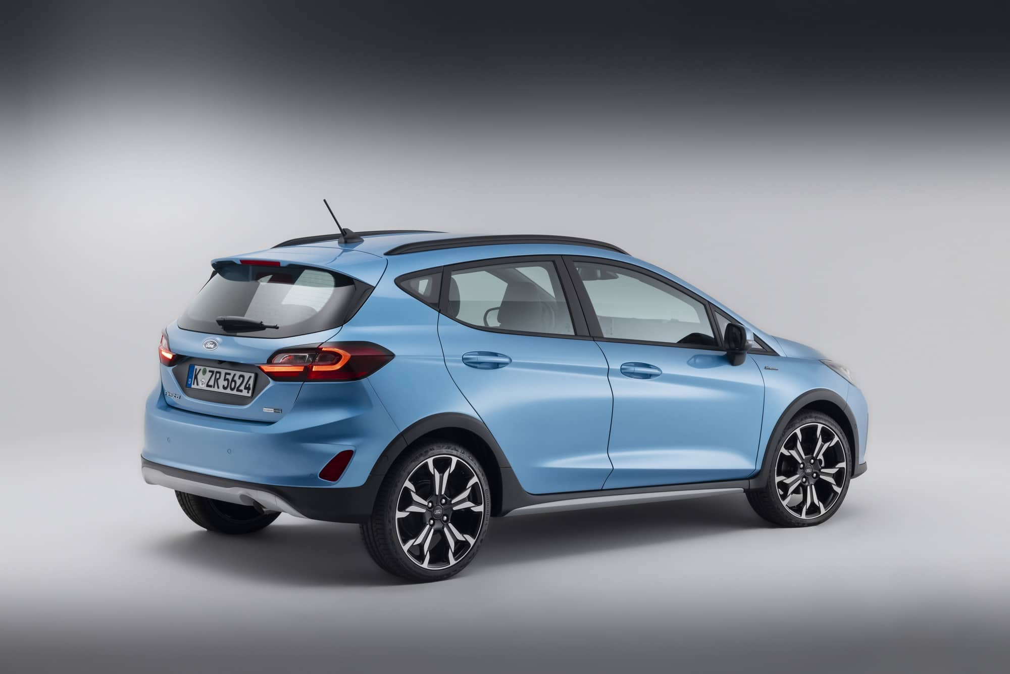 Nouvelle Ford Fiesta Active 2021