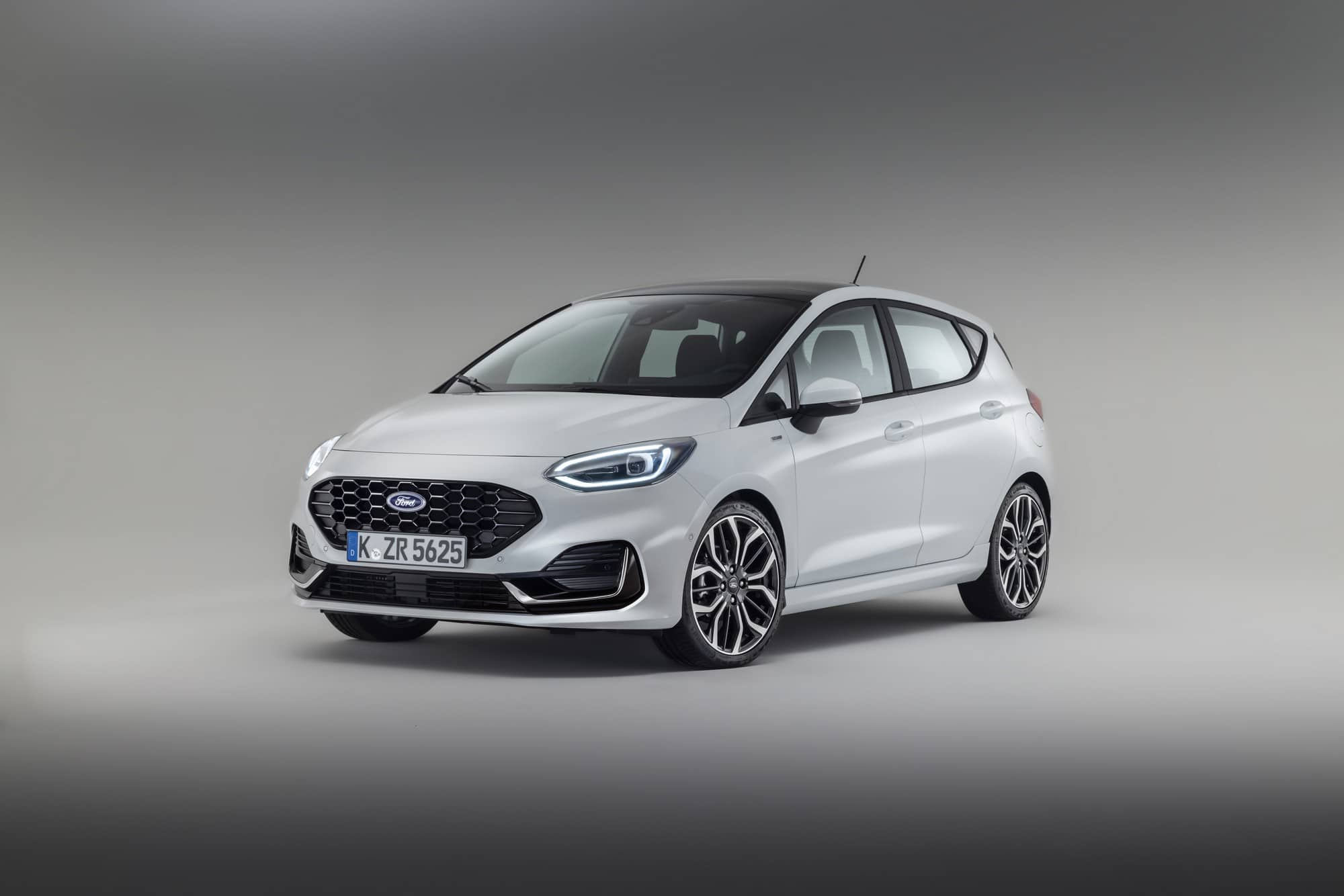 Nouvelle Ford Fiesta ST-Line 2021