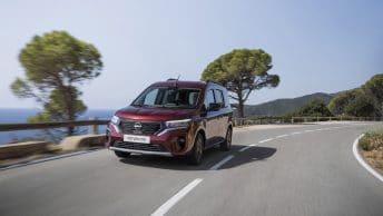 Nouveau Nissan Townstar 2022