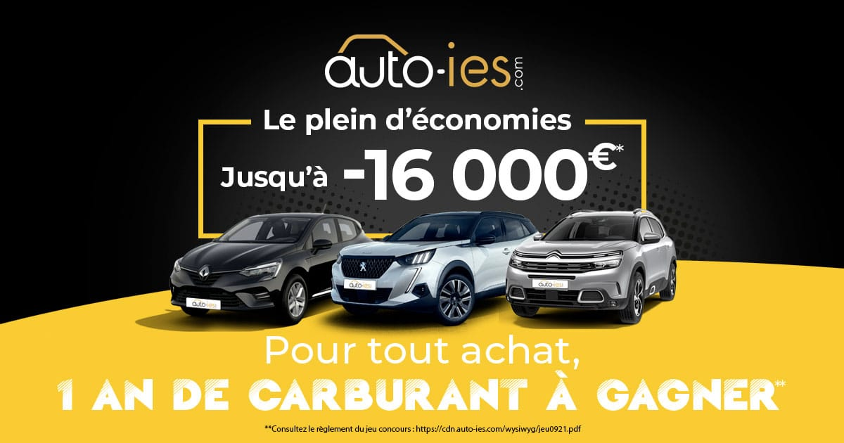 Concours carburant Auto-IES