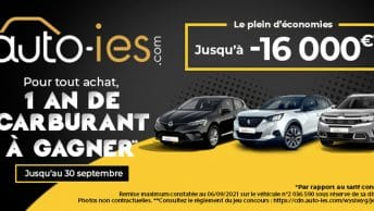 Jeu-concours Auto-IES