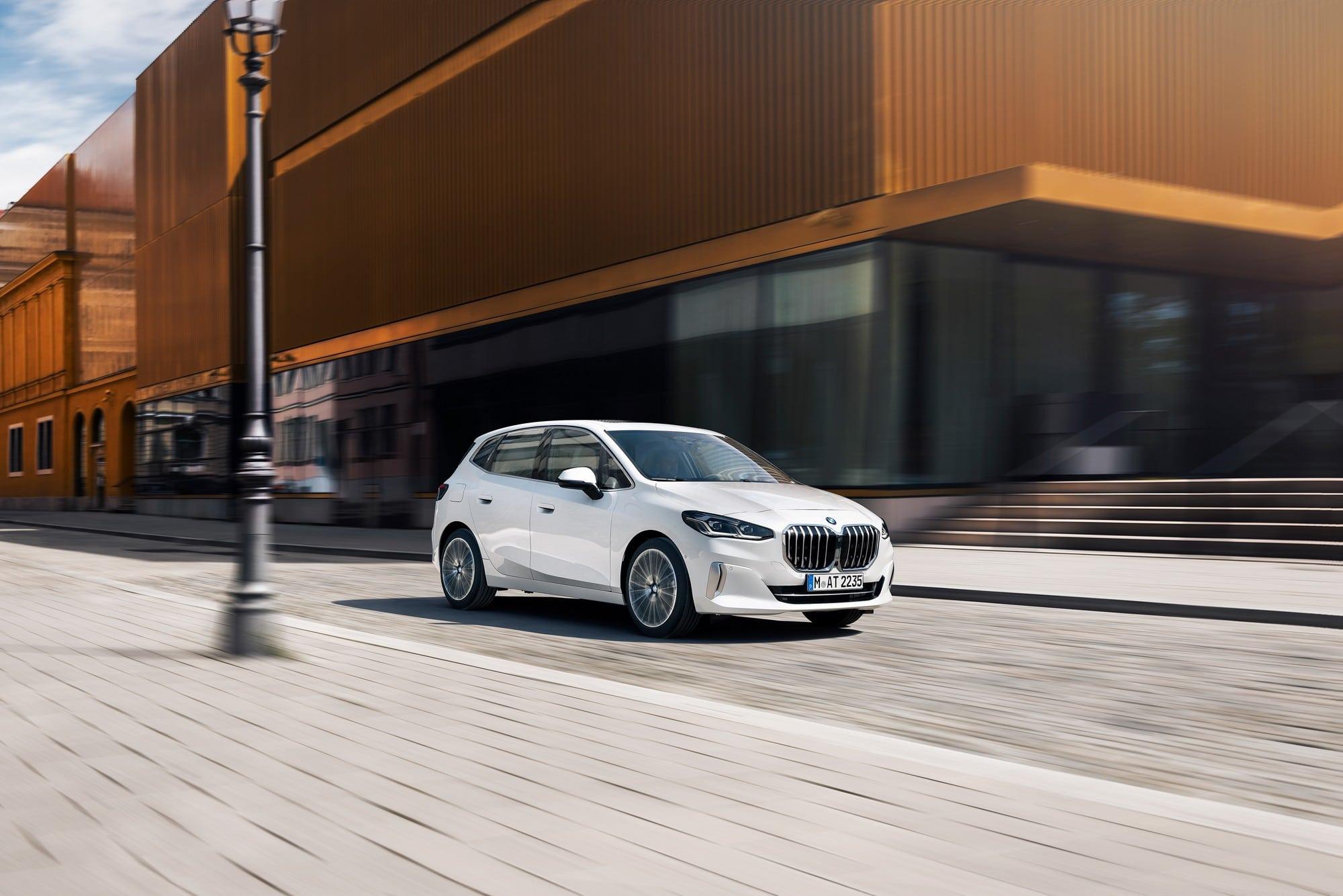 Nouveau BMW Serie 2 Active Tourer 2021