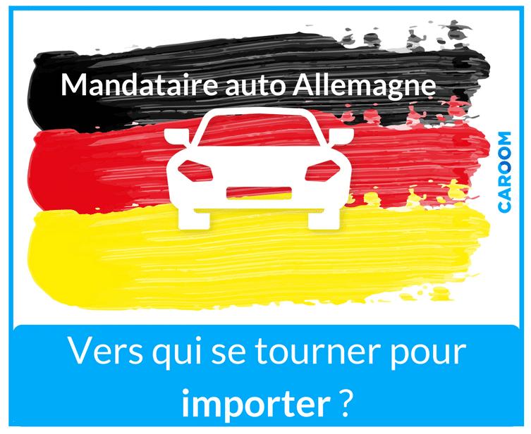 importer voiture allemande en france