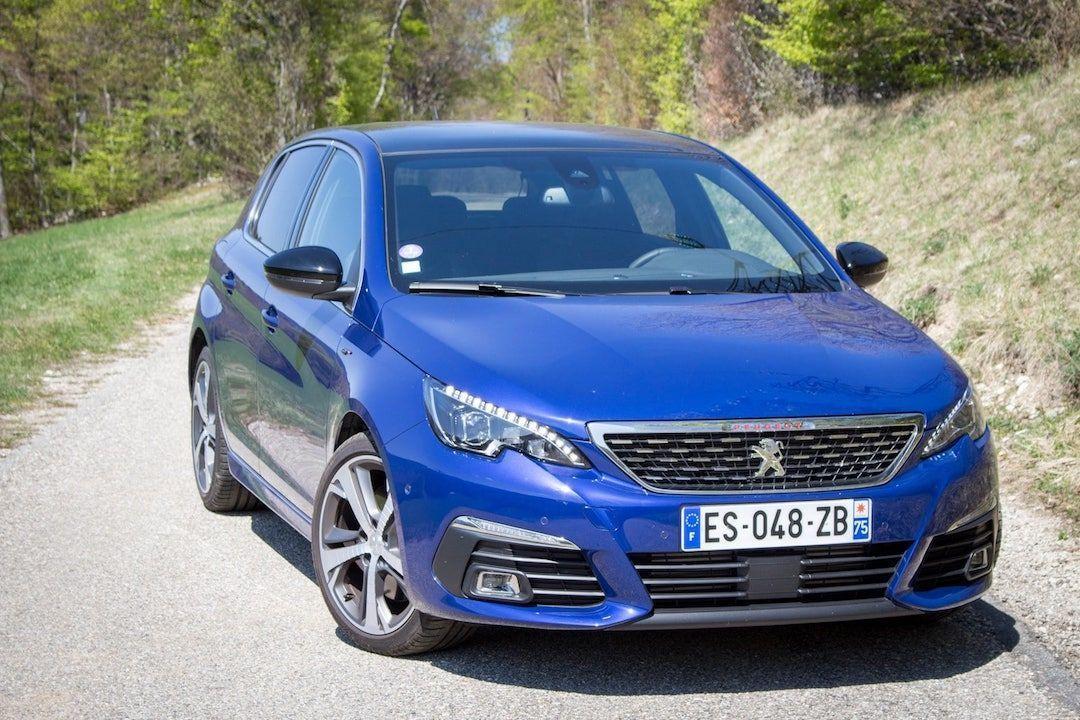Quelle Peugeot 308 Choisir   Dimensions  Finitions