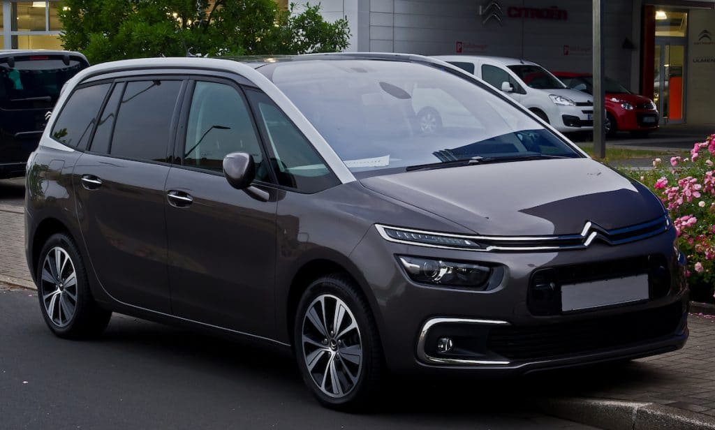Citroën Grand Space Tourer 2018