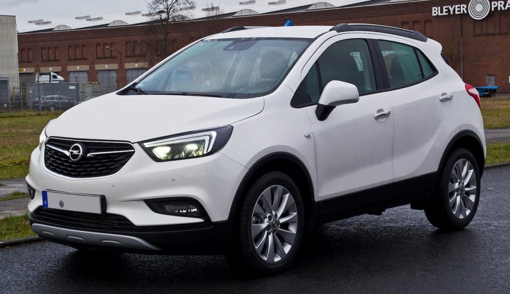 quel opel mokka x choisir dimensions finitions motorisations. Black Bedroom Furniture Sets. Home Design Ideas