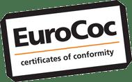 Certificat de conformité de EuroCoc