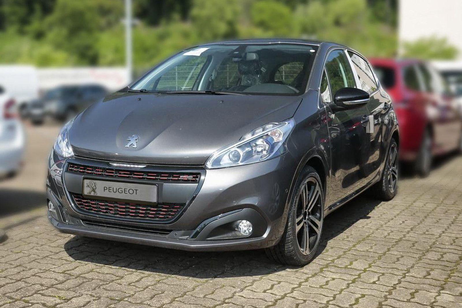 Peugeot 208 finition GT Line
