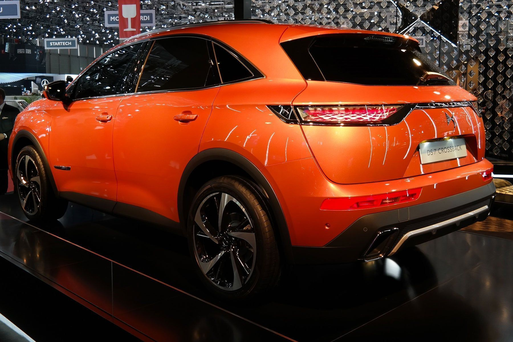 SUV DS7 Crossback