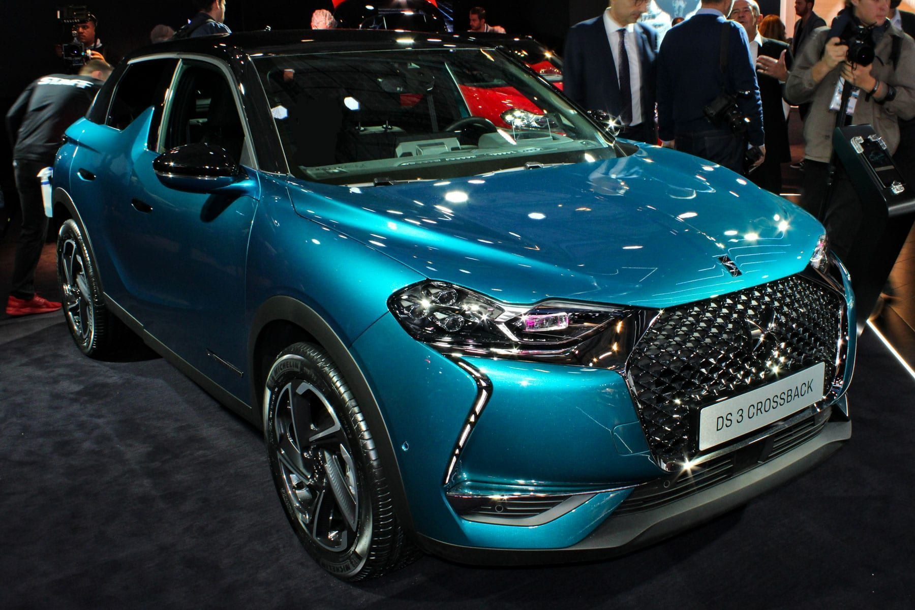 Crossover DS3 Crossback
